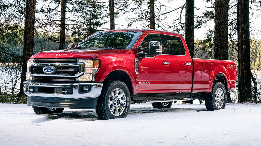 Фото Ford F-Series Super Duty 2019-2020
