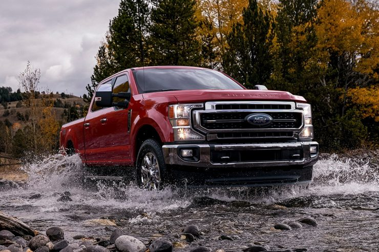 Ford F-Series Super Duty 2020