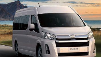 Toyota Hiace 2019-2020