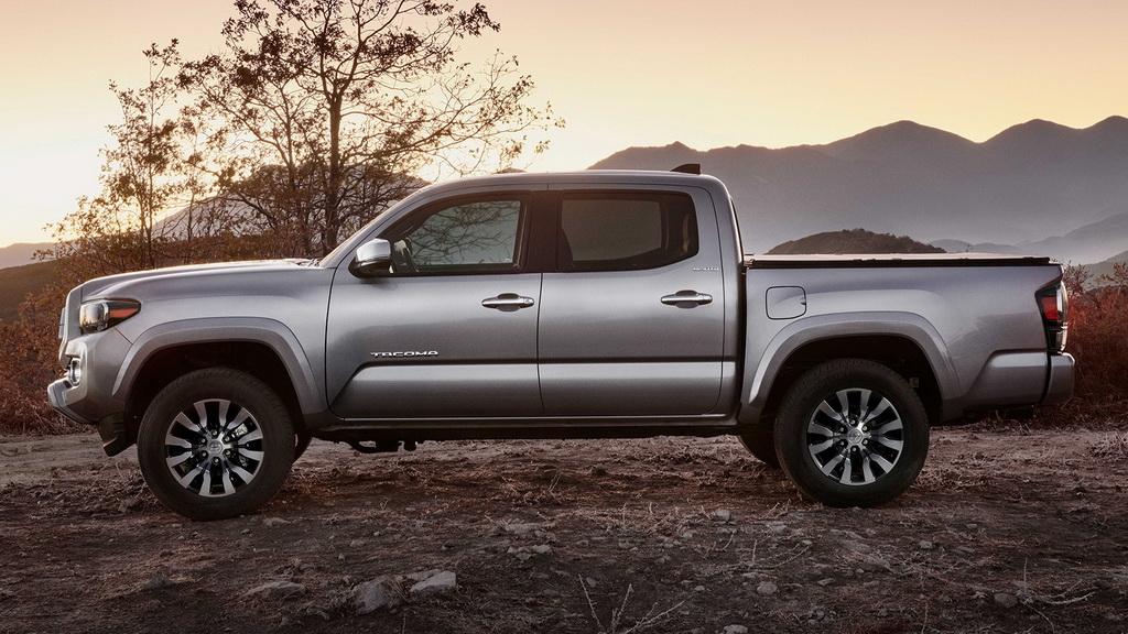 Пикап Toyota Tacoma 2019-2020 - фото, цена и ...