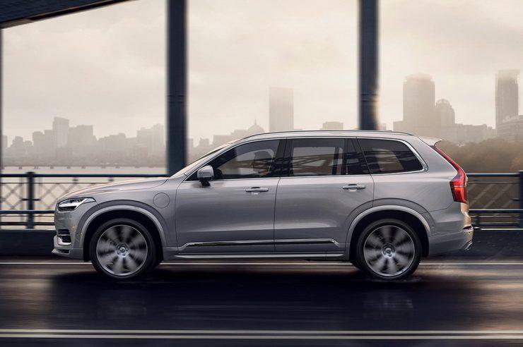 Volvo XC90 2019-2020