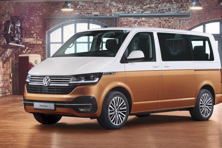 Volkswagen Multivan 2019-2020