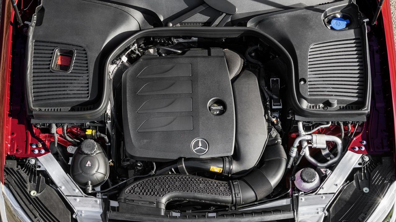 Двигатель Мерседес GLC Coupe 2019