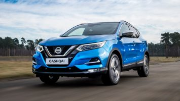 Технические характеристики Nissan Qashqai 2 рестайлинг (J11, 2019 м.г.)