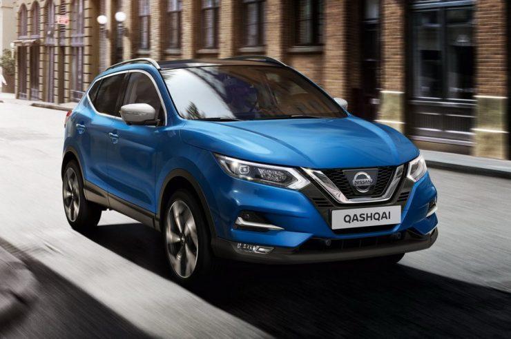 Nissan Qashqai 2019 в России