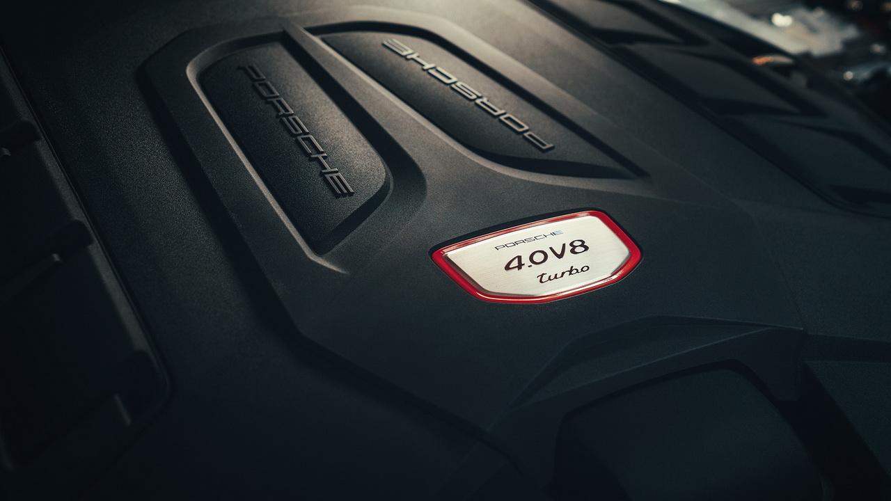 Двигатель V8 4.0 550 л.с.