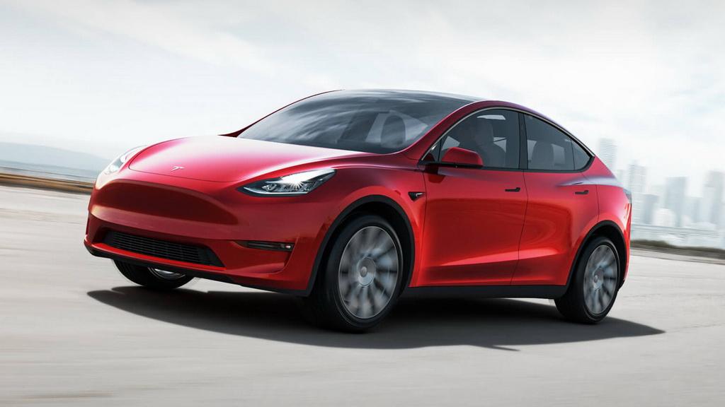 Фото Tesla Model Y 2020