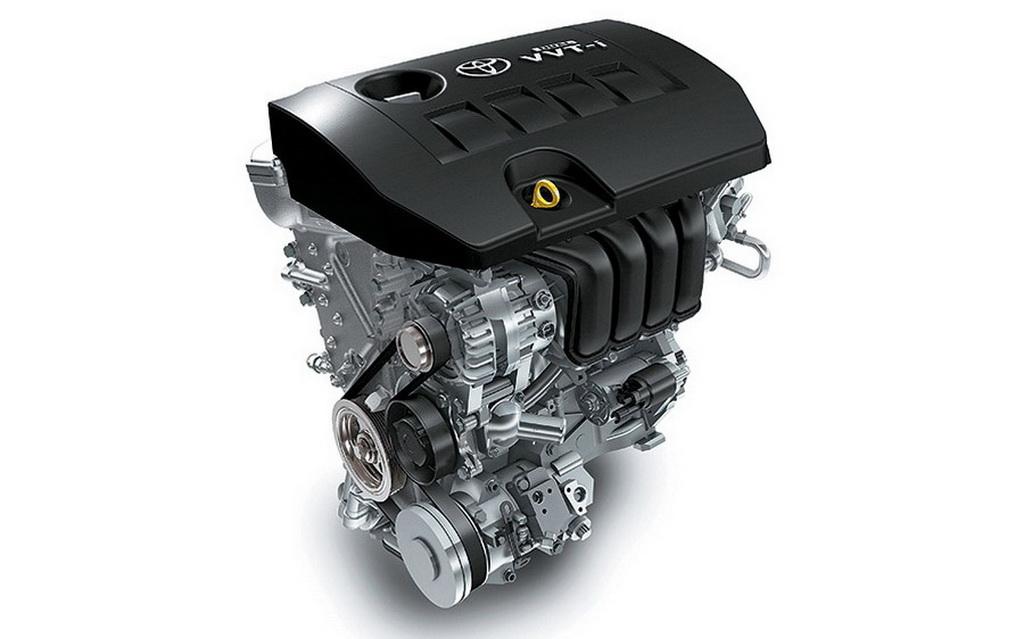 Двигатель 1ZR-FE фото