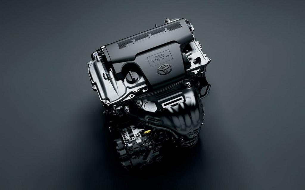 Двигатель 2AR-FE фото
