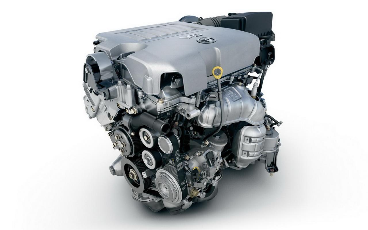 Двигатель 2GR-FE 3.5 литра
