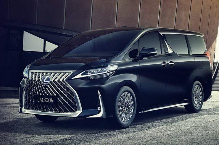 Lexus LM 2019