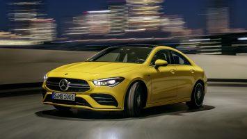 Mercedes-AMG CLA 35 2020