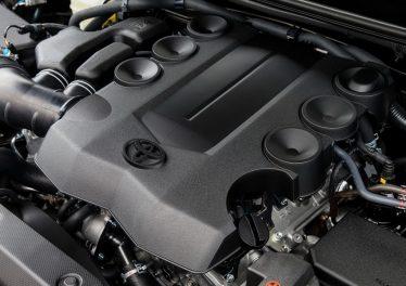 Двигатель Toyota 1GR-FE V6 4.0 литра
