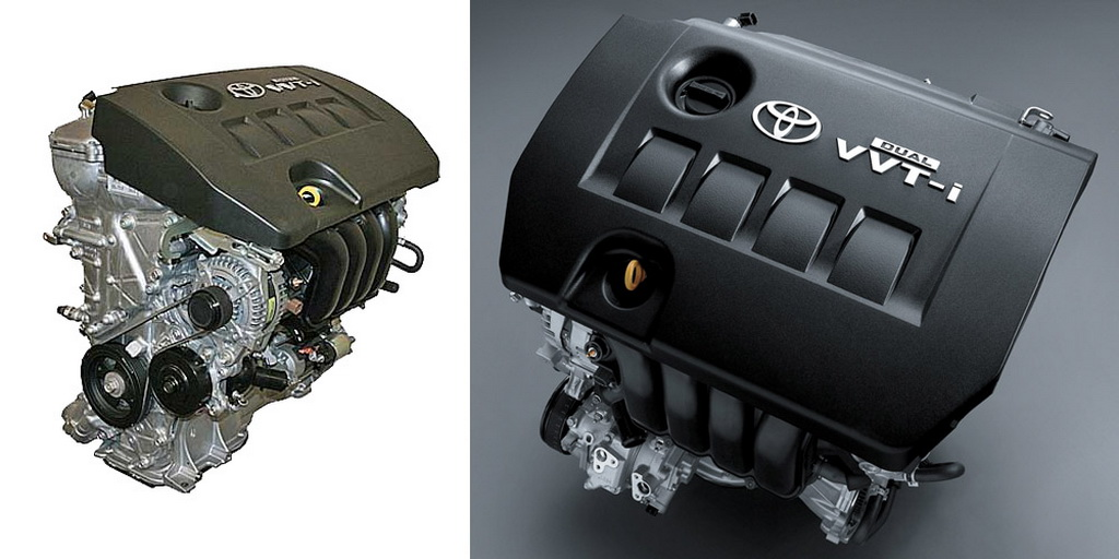 Двигатель 3ZR-FE фото