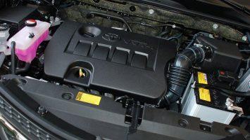 Двигатель Toyota 3ZR-FE 2.0 литра