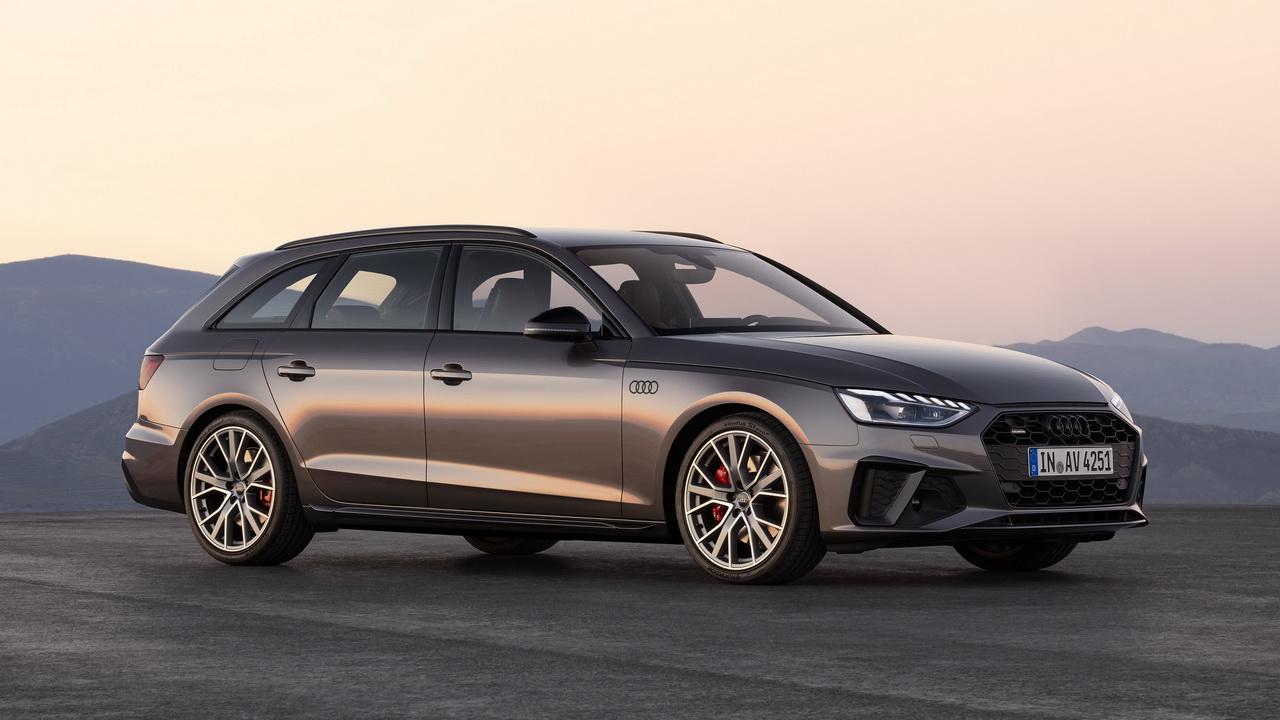 Фото нового Audi A4 Avant