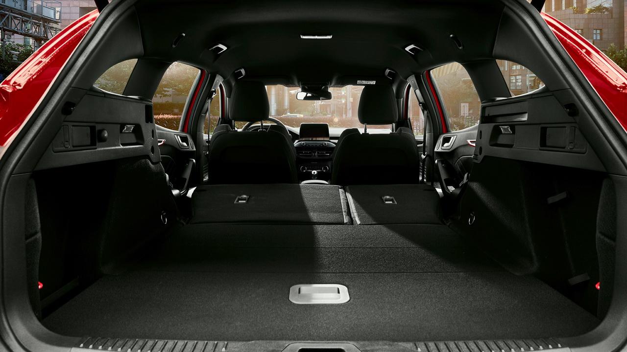 Багажник Ford Focus ST Wagon