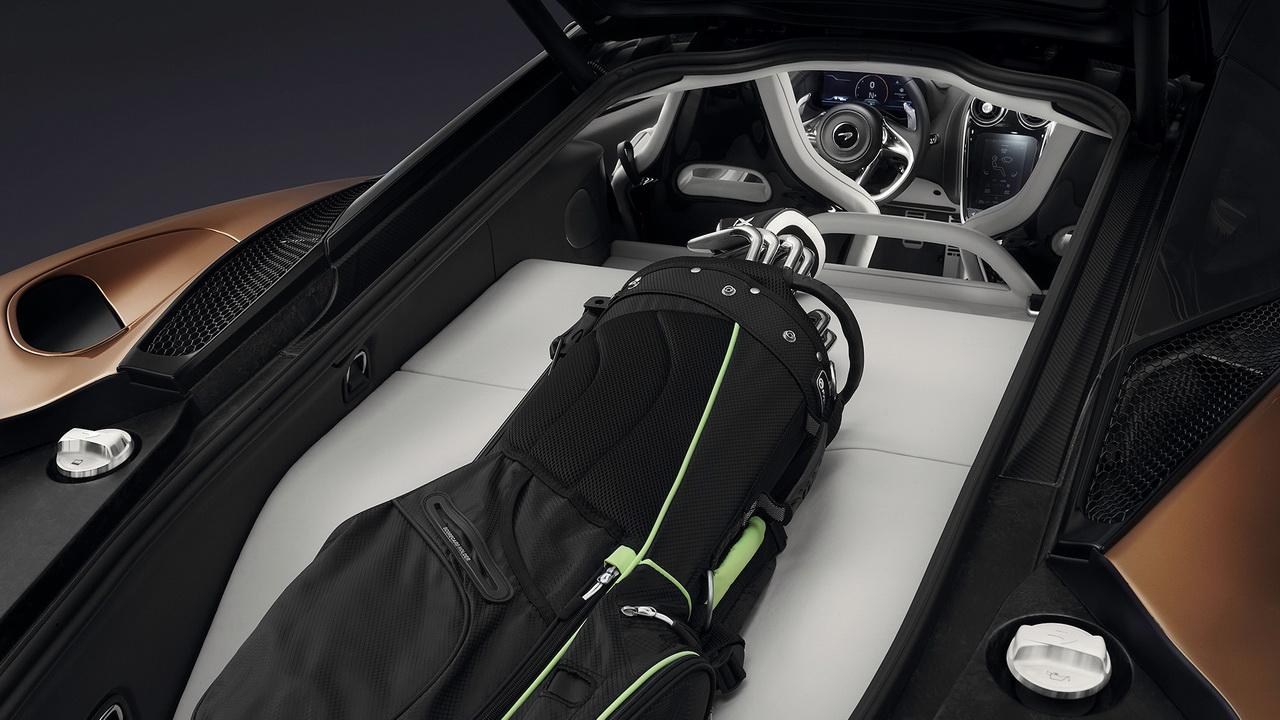 Задний багажник