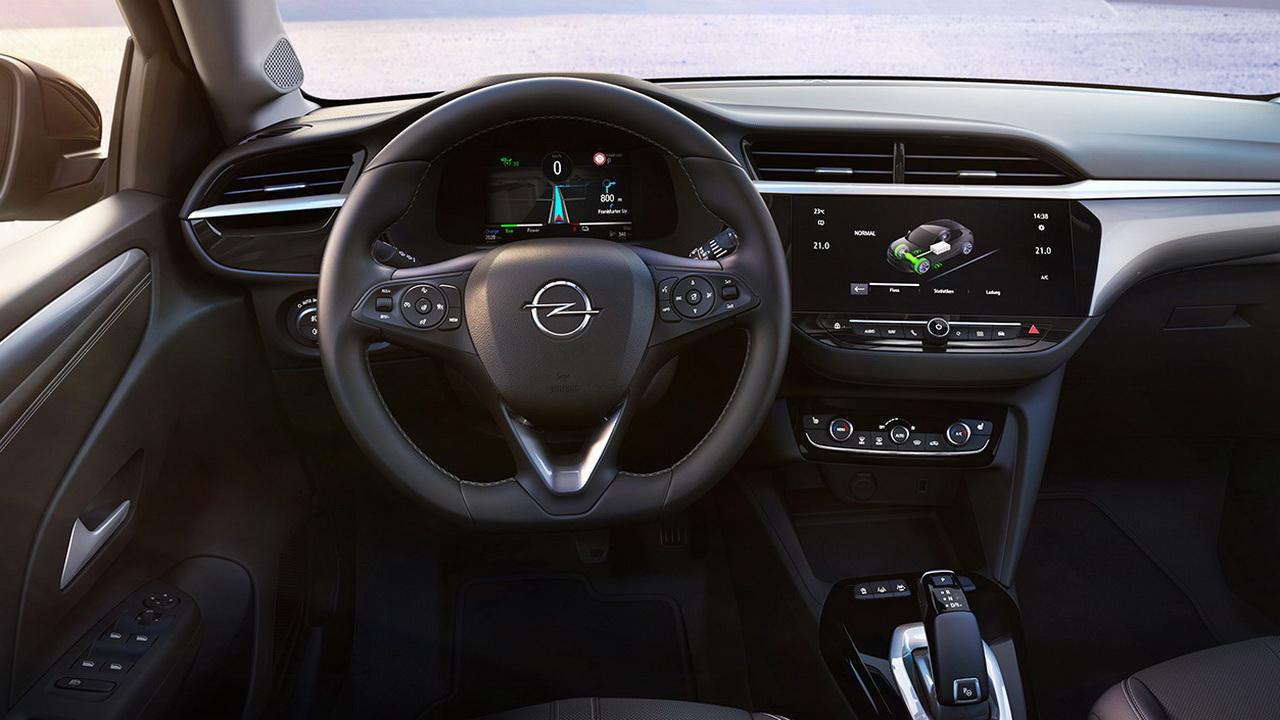 Opel Corsa-e 2021 - Prix, consommation, PHOTOS, fiche ...