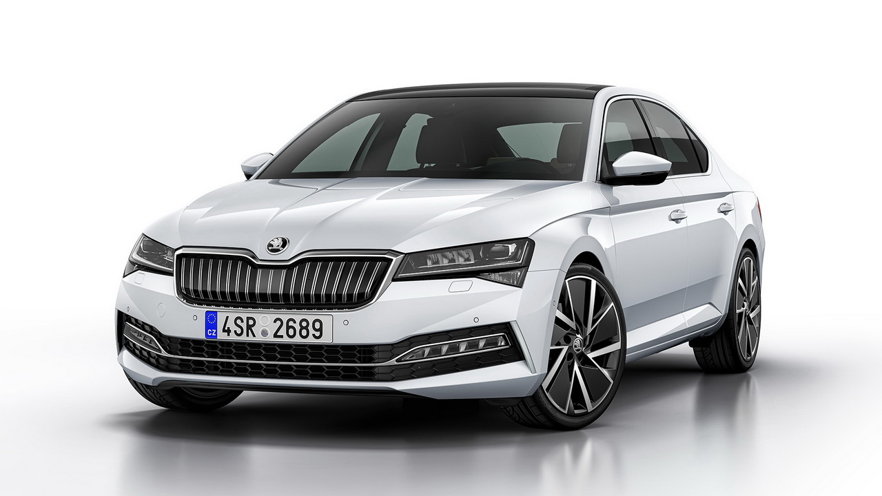 Фото Skoda Superb iV