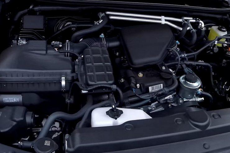 Двигатель Toyota 2TR-FE 2.7 литра