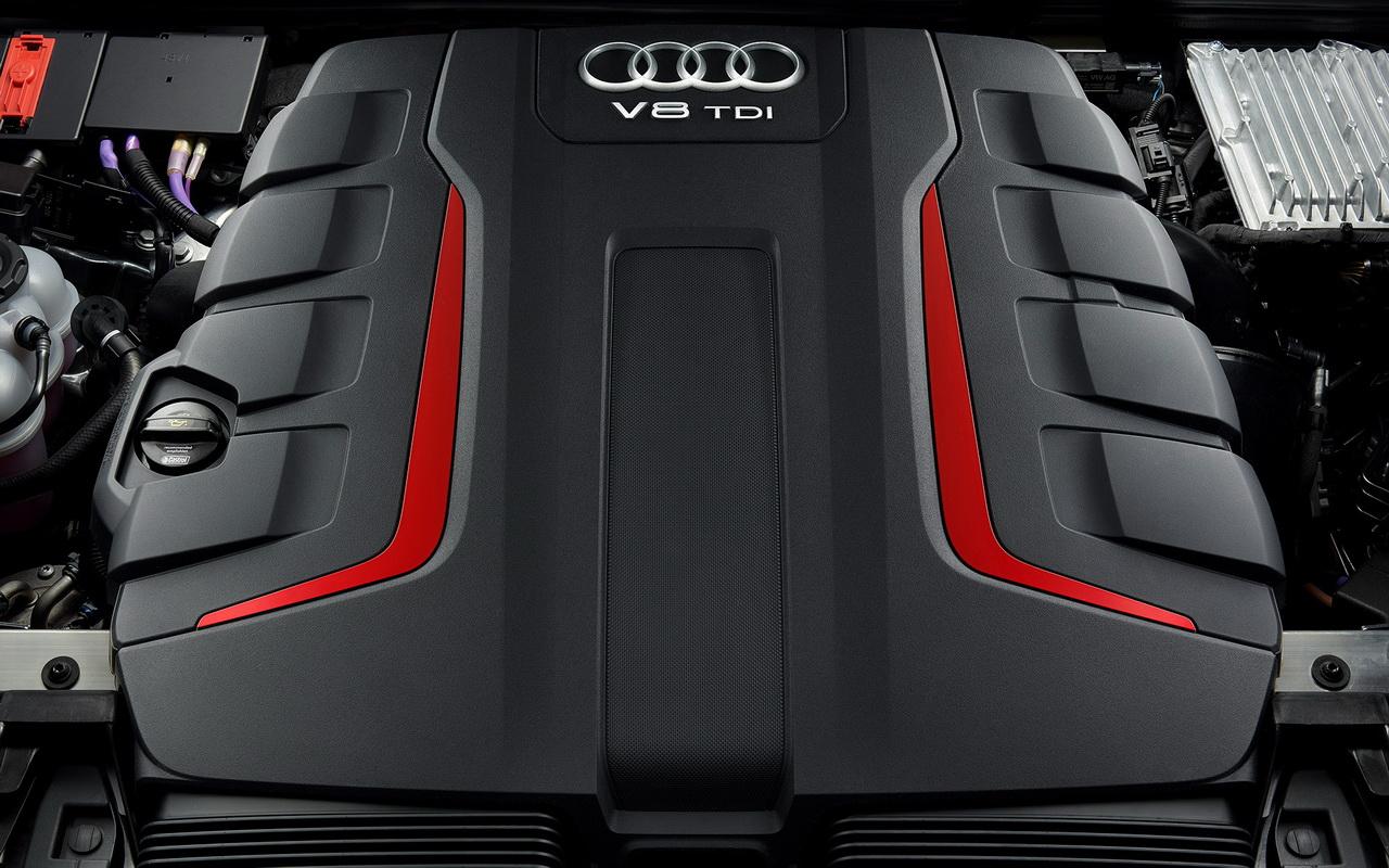 435-сильный 4.0 V8 TDI