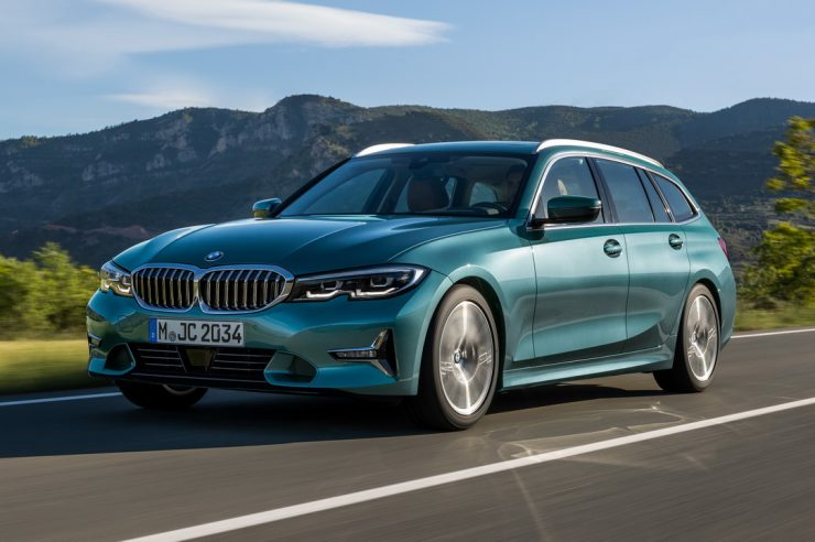 BMW 3-Series Touring 2019