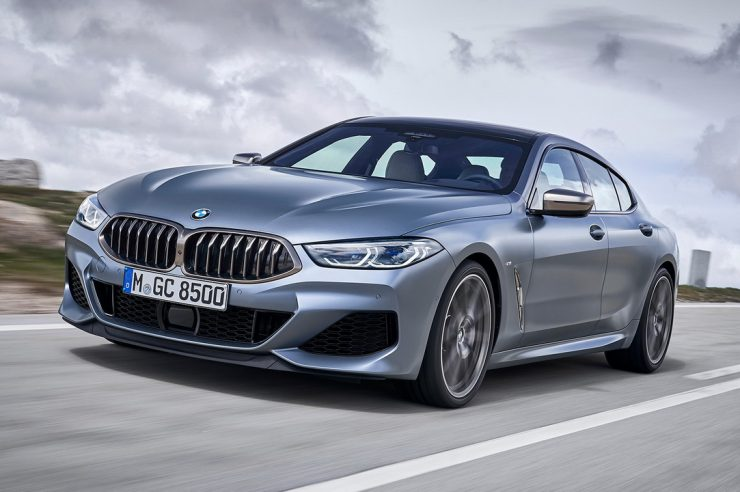BMW 8-Series Gran Coupe 2020