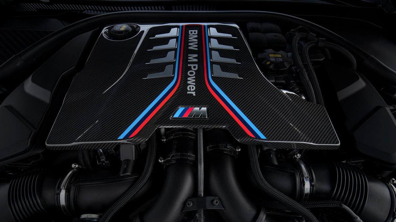 Мотор V8 4.4