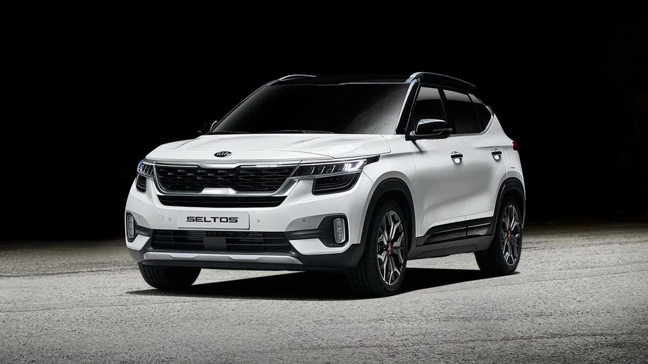 Киа Селтос 2020 - фото нового автомобиля Kia (25 шт., видео)