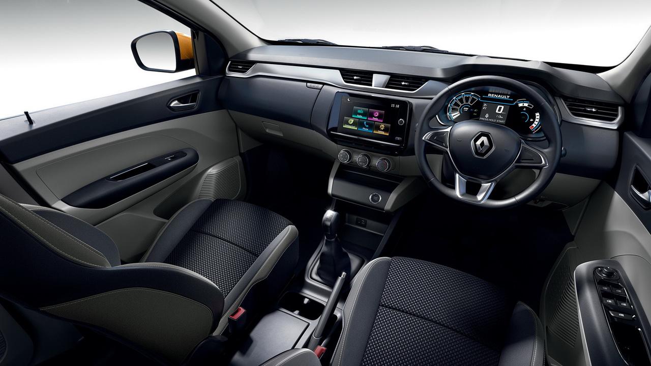 Салон Renault Triber фото