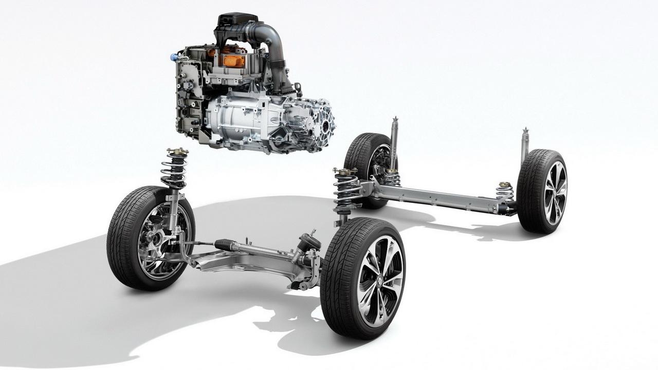 Техника Renault Zoe