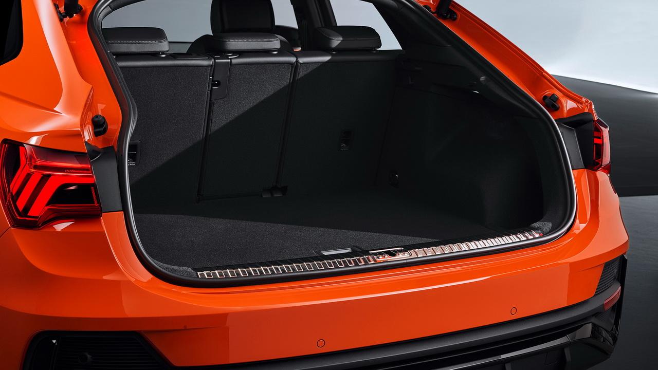 Багажник Audi Q3 Sportback