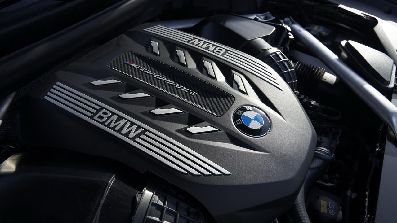 Двигатель БМВ Х6 фото