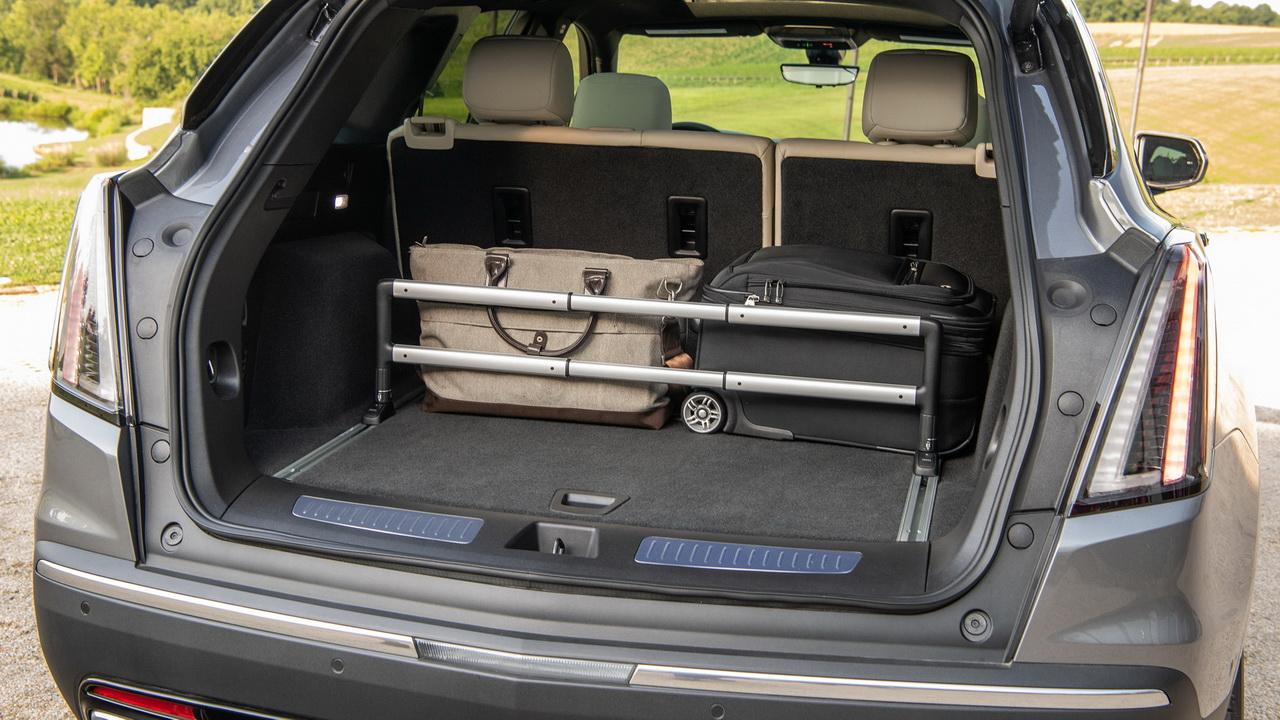Багажник Кадиллак ХТ5 фото