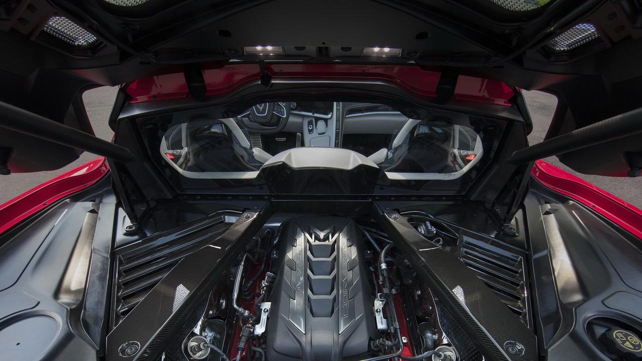Мотор V8 6.2 LT2 мощностью 502 л.с.