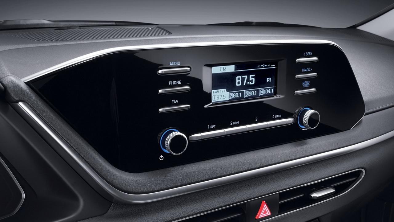 Дисплей базовой аудиосистемы