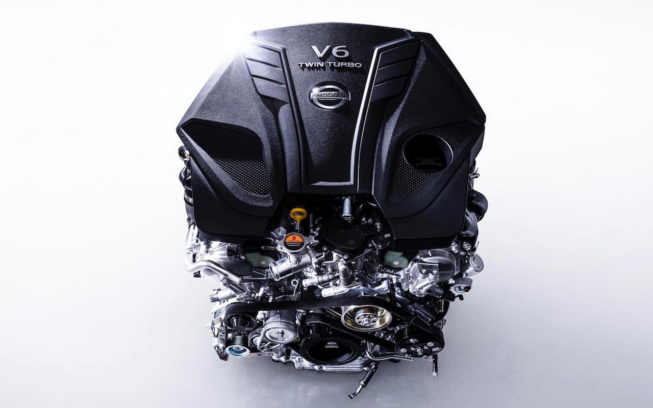 Новый двигатель V6 3.0