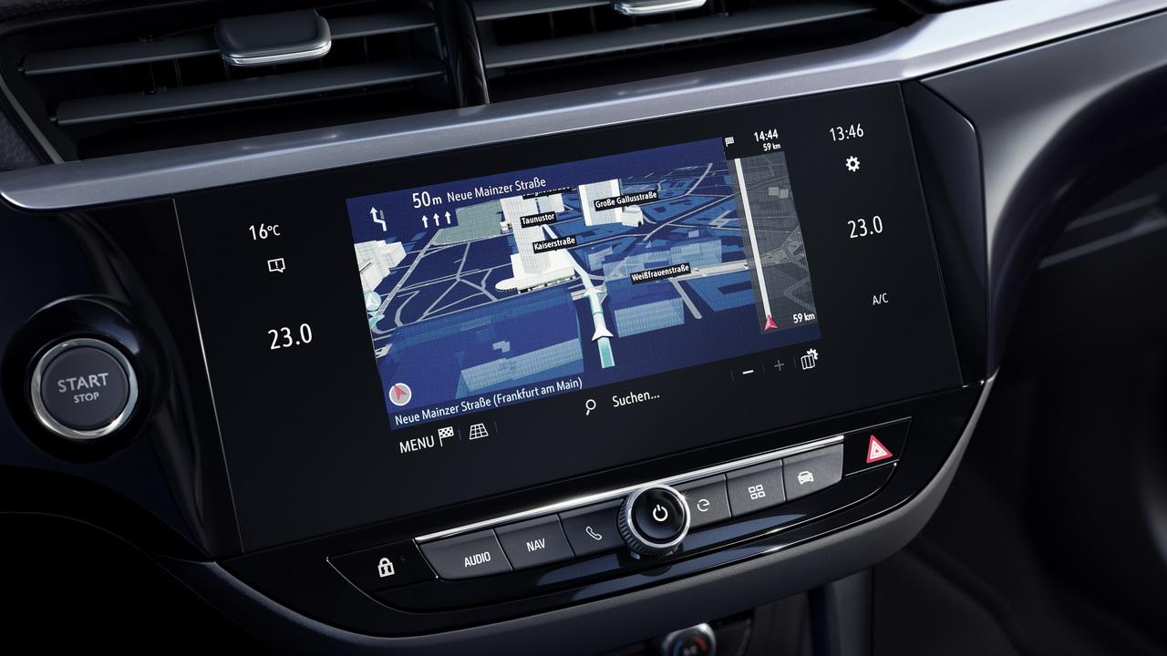 10-дюймовый экран мультимедиа-системы
