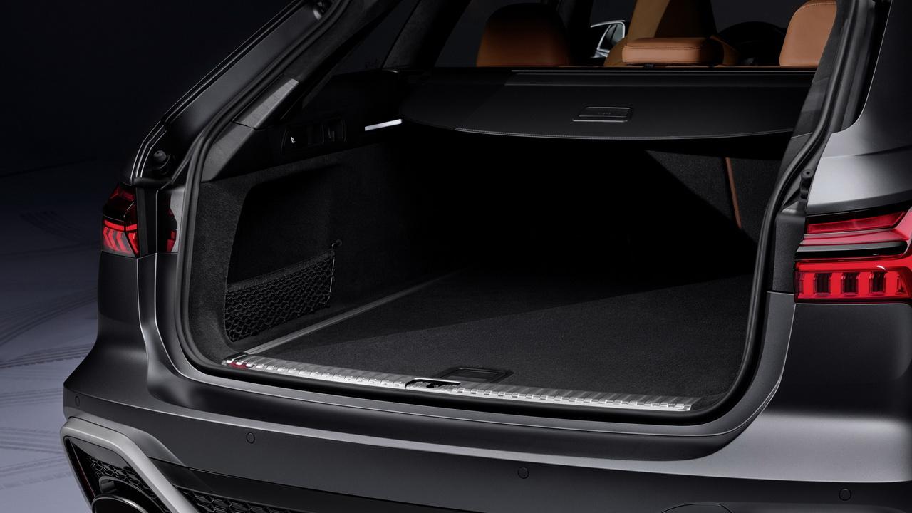 Багажник Audi RS6 Avant нового поколения