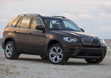 Шины и диски BMW X5 E70