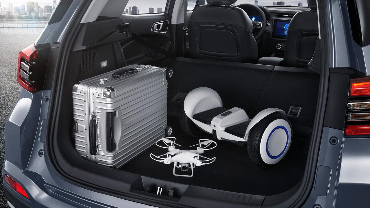 Багажник Tiggo 4