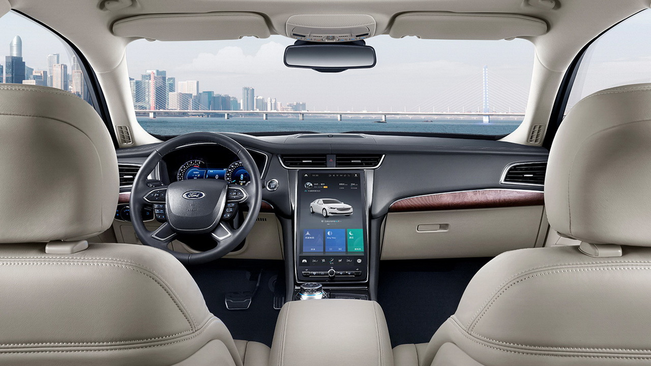 Картинки по запросу 2019 Ford Taurus салон