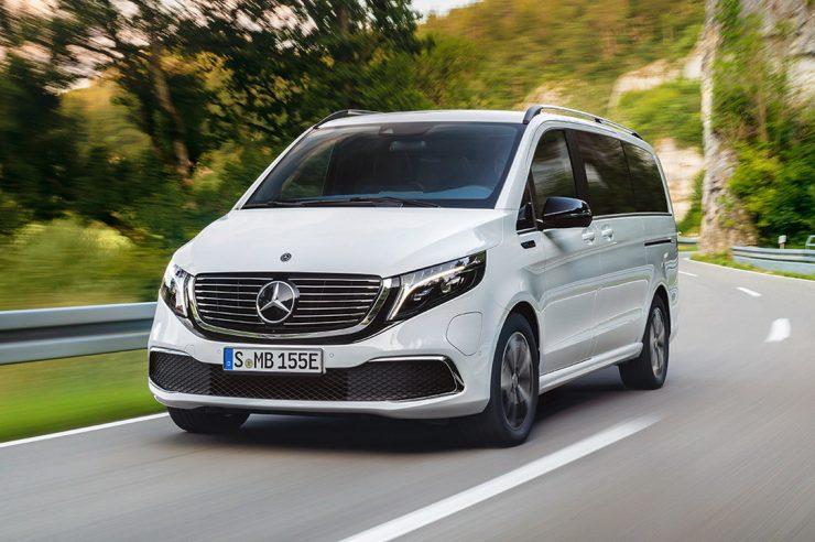 Mercedes EQV 2020