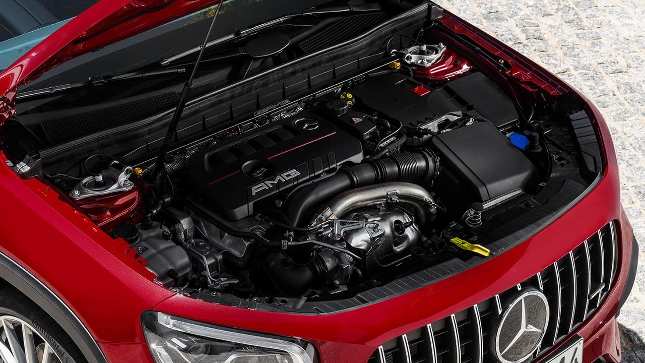 Двигатель M260 2.0 литра 306 л.с.