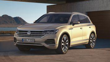 Volkswagen Touareg 2020 – новые опции и цены в России
