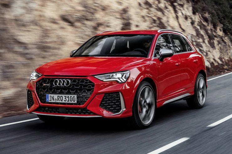 Audi RS Q3 и Audi RS Q3 Sportback 2020