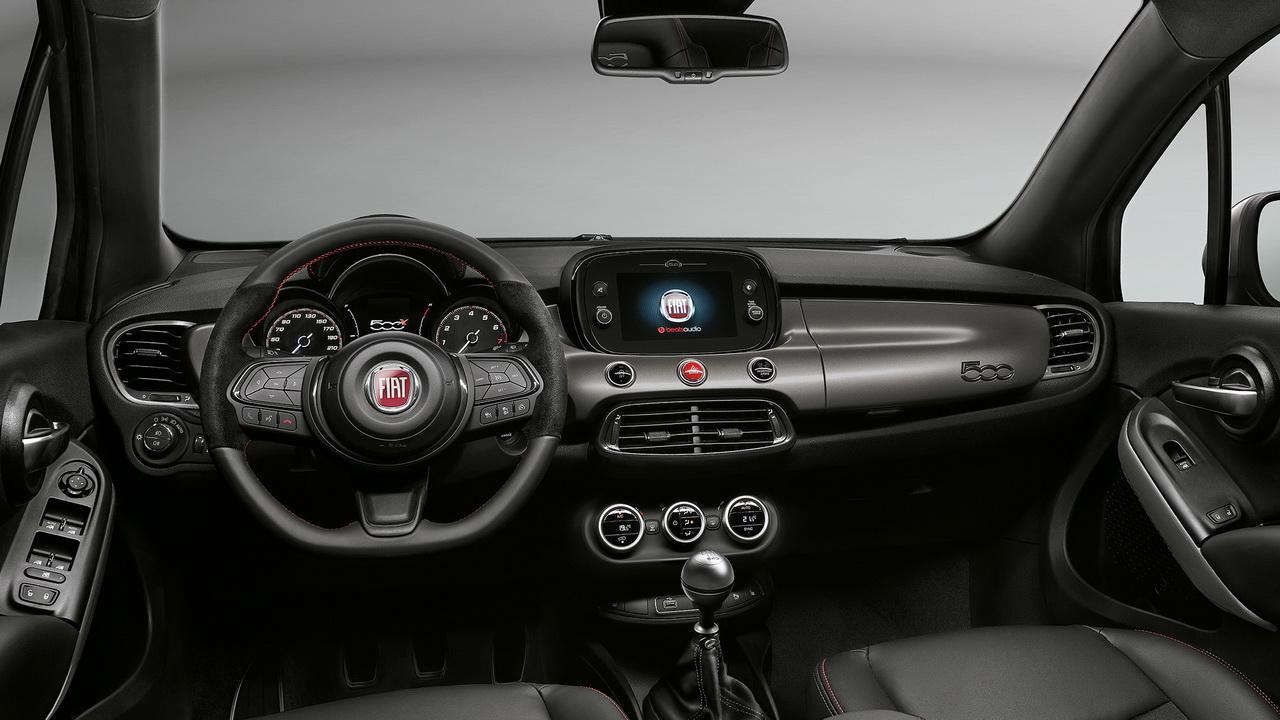 Фото салона Fiat 500X Sport