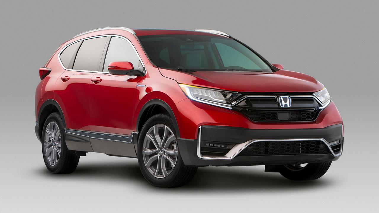 Фото Honda CR-V Hybrid