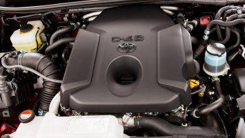 Двигатель Toyota 1GD-FTV 2.8 литра